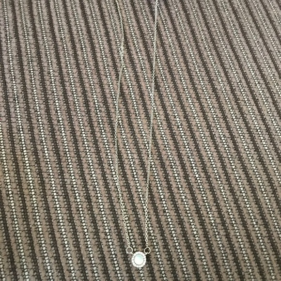7 for $20 bundle Opal disc necklace